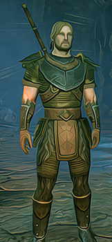 ESO Build The Green Warrior