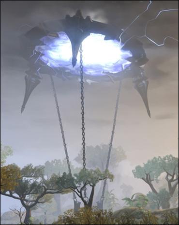 Dolmen Dark Anchor In Elder Scrolls Online