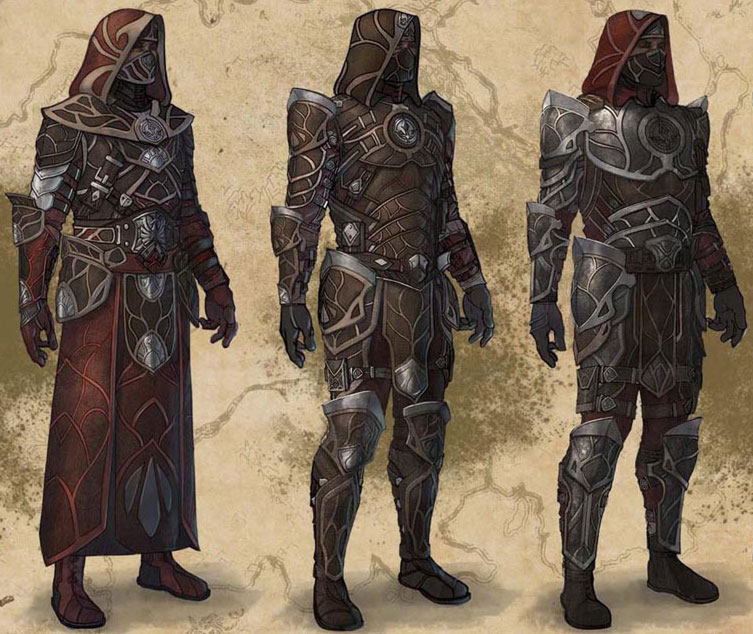 Outlaw Style Armor ESO