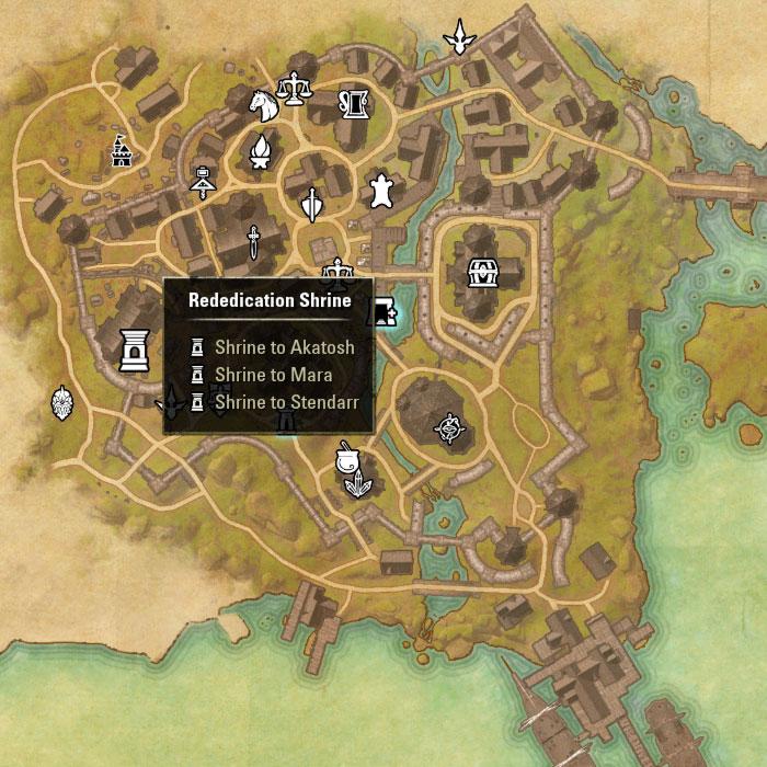 Reset Respec Skills Shrines Wayrest