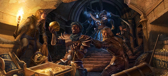 Thieves Guild ESO