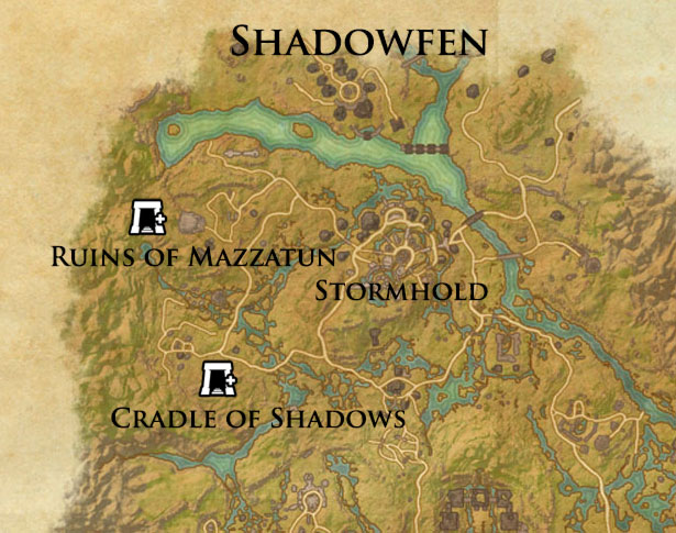 Shadows of the Hist Map