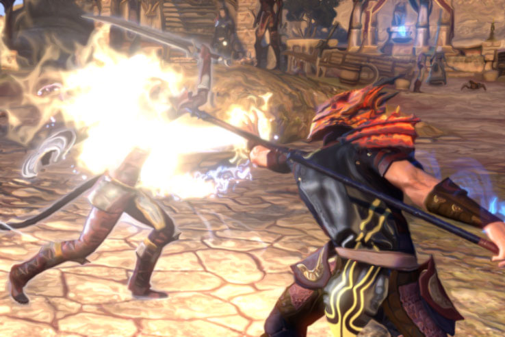 Dueling in ESO