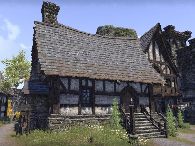 Breton Small Home