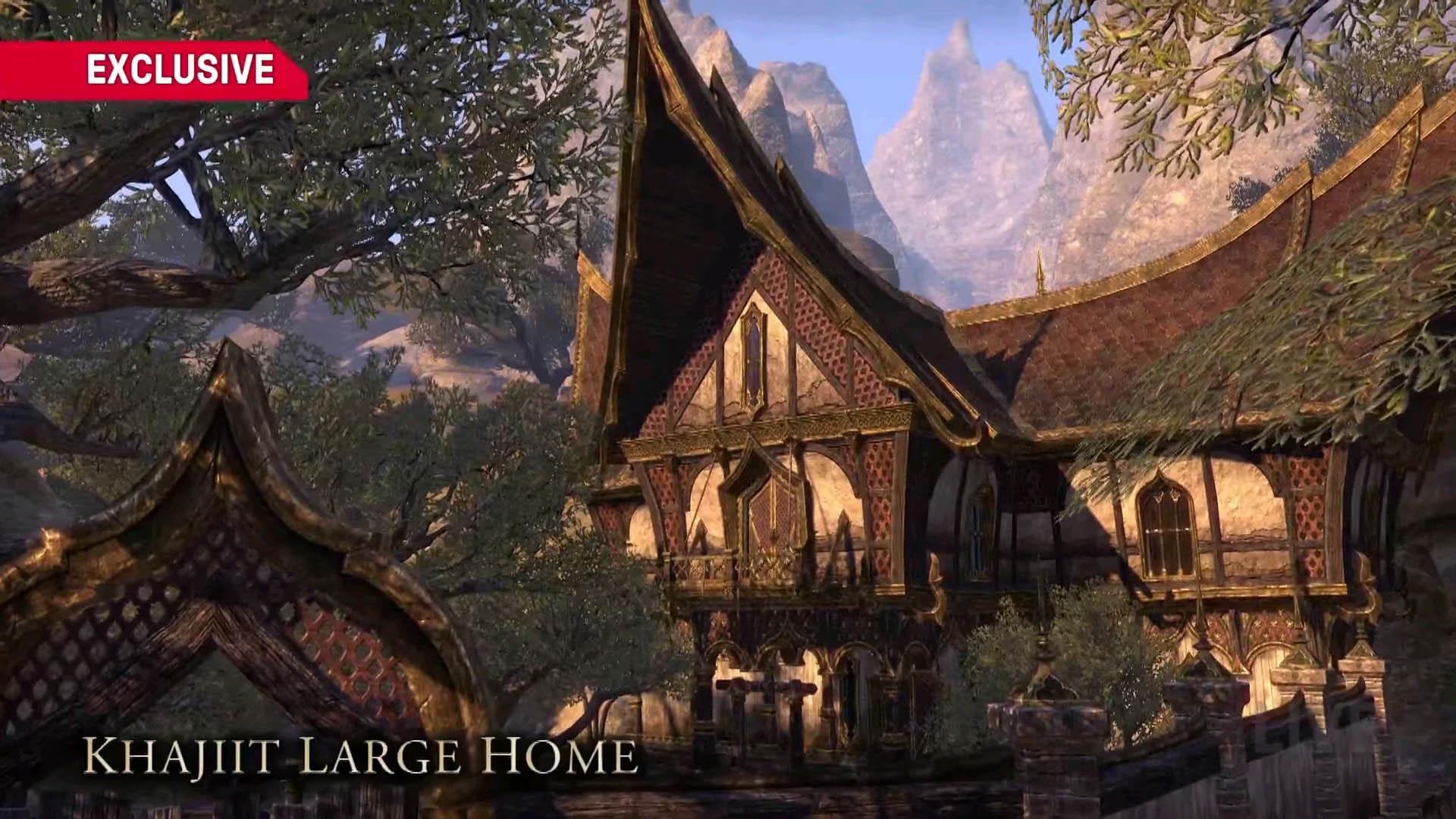 Khajiit Large Home