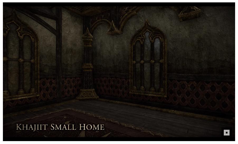 Khajiit Small Home