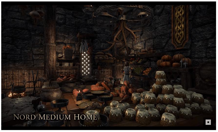 Nord Medium Home