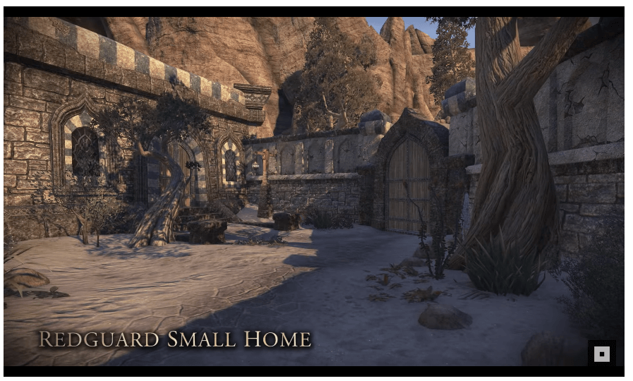Redguard Small Home
