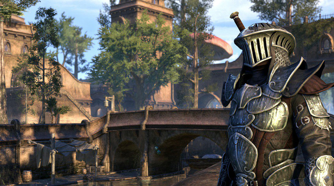 ESO Expansion Morrowind