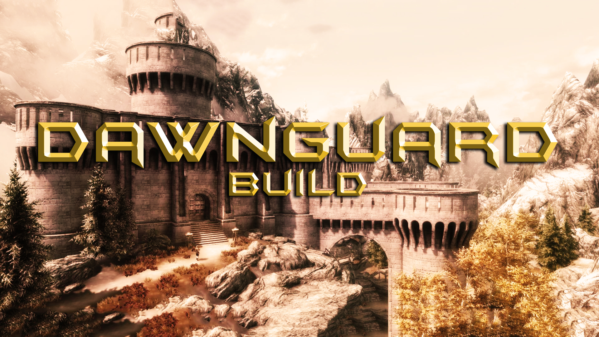 """Dawnguard"" Heavy Stamina Templar PvP Build for Shadows of the Hist"
