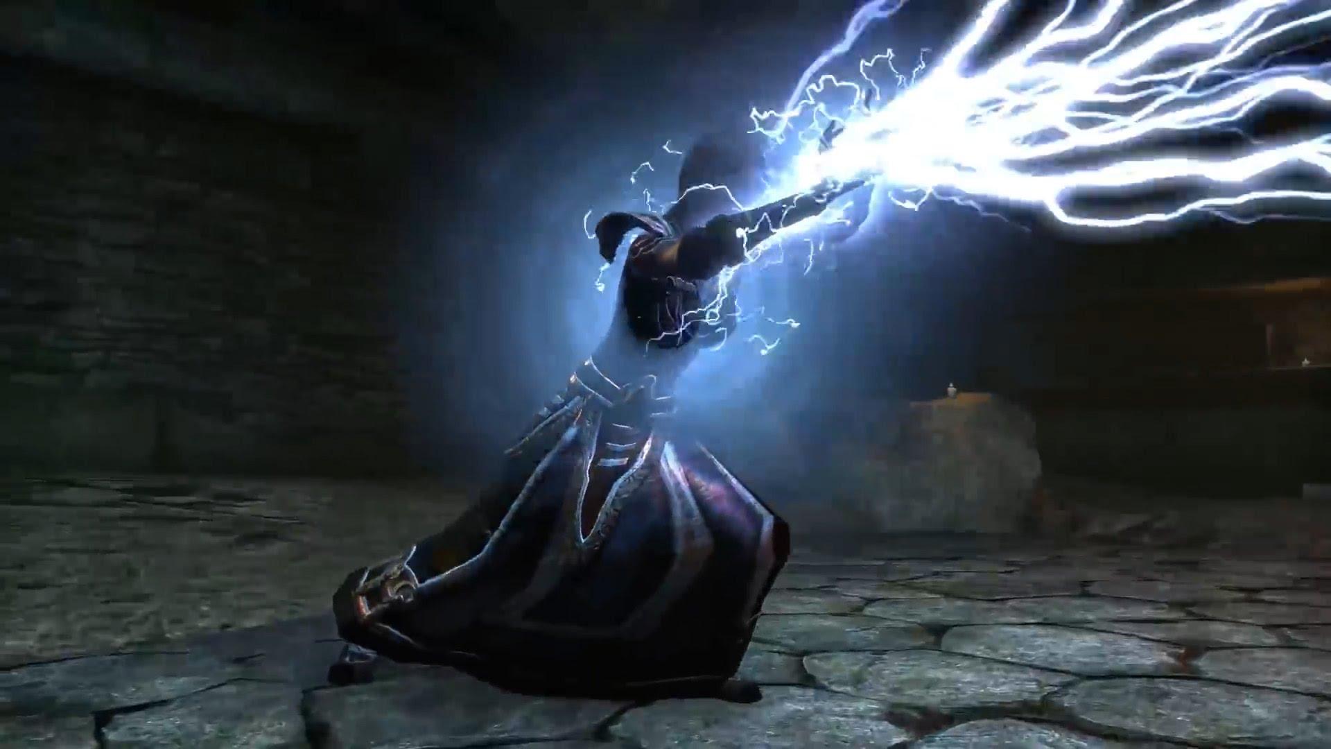 Magicka Sorcerer PVE Destructor