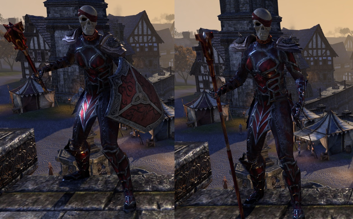 Eso Tank Build New Player