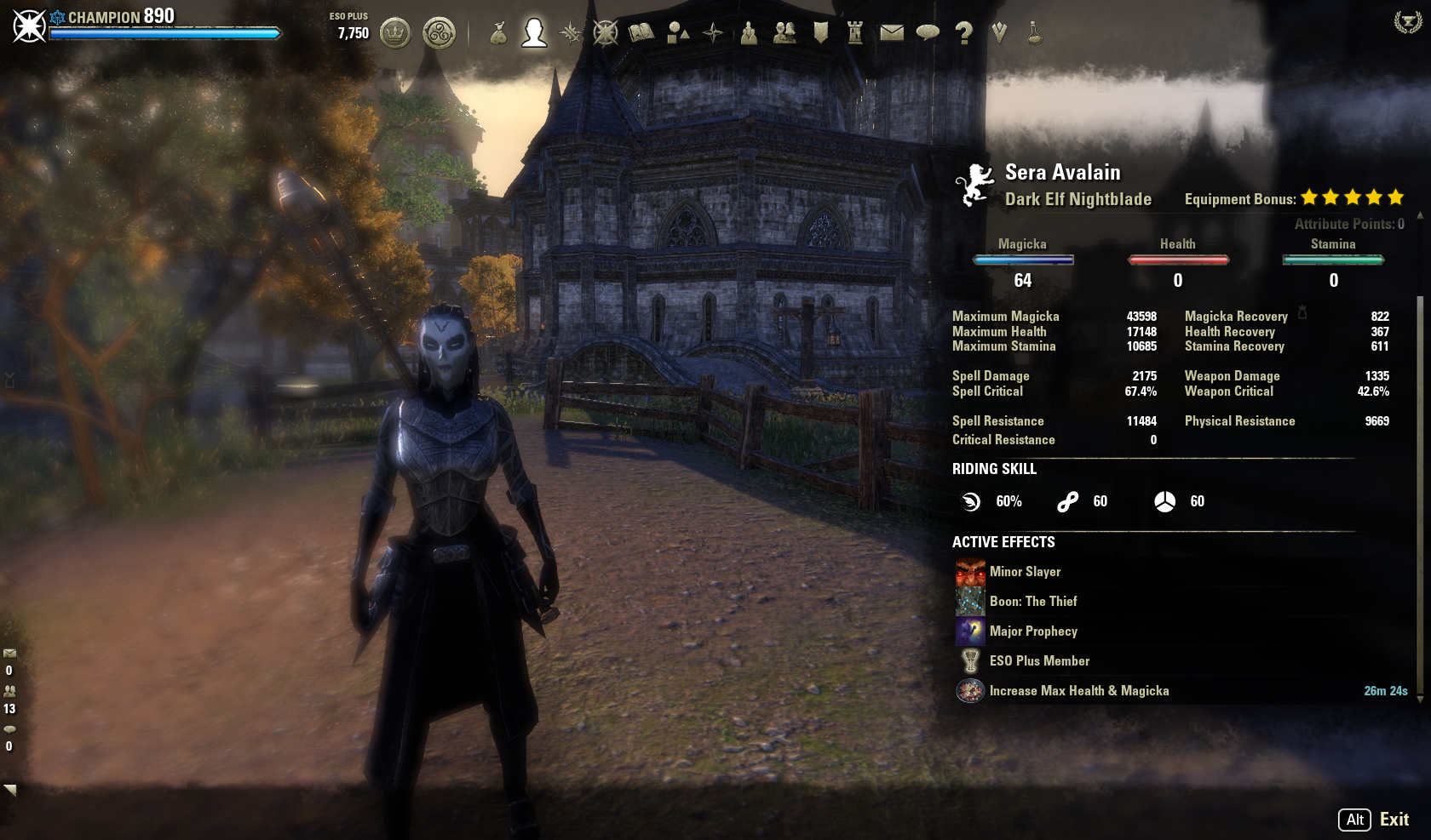 Blood Mage » ESO Academy