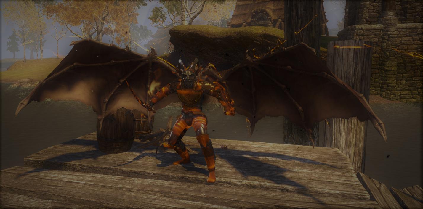 Toxin Master (Variant of Blademaster)