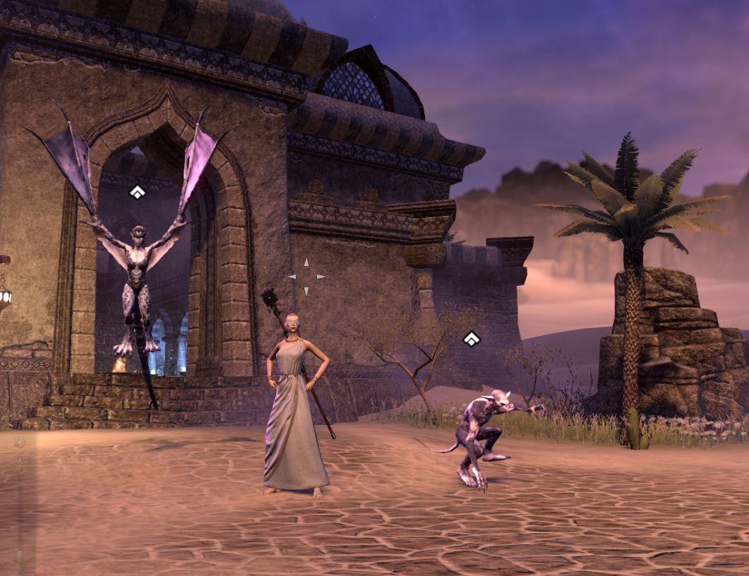 Lalis – VMA Magicka Sorc (Morrowind)