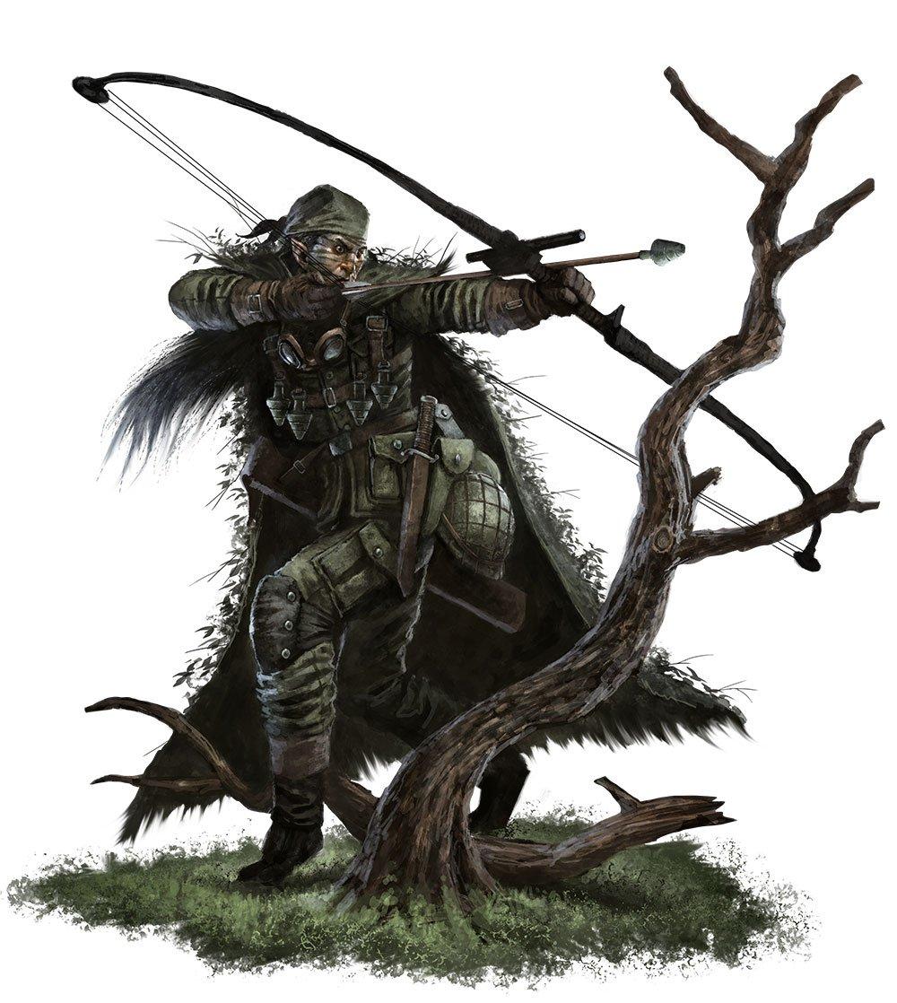 Poison Rampage || Wood Elf Nightblade || Bow/Bow