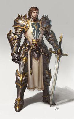 Spellsword Paladin of Stendarr