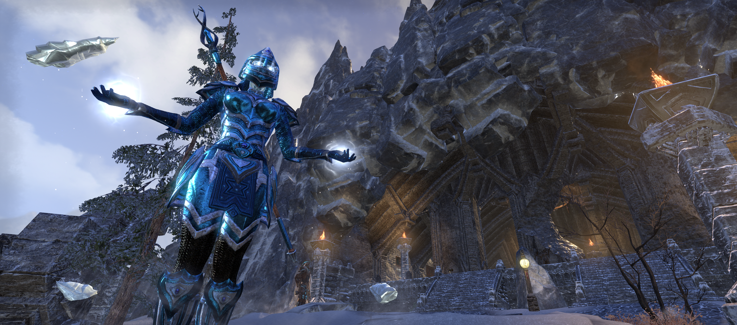 Ice Queen Build