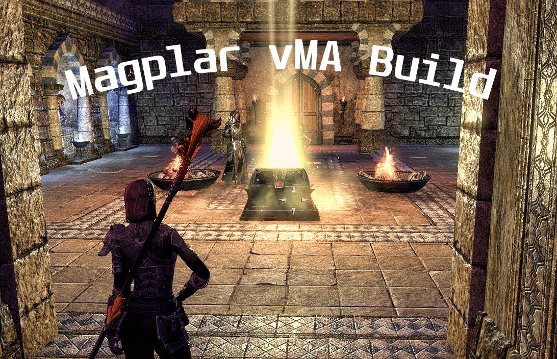 Valkyria (Vet Maelstrom Build Patch: Elsweyr)