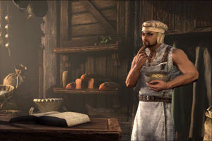 Crown Store Chef Outfit